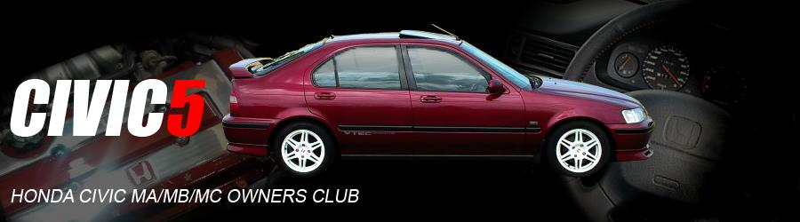 Civic5 Honda Civic MA/MB/MC owners club